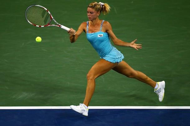 11 Camila Giorgi (Italy) - hottest women at the 2014 U.S. Open