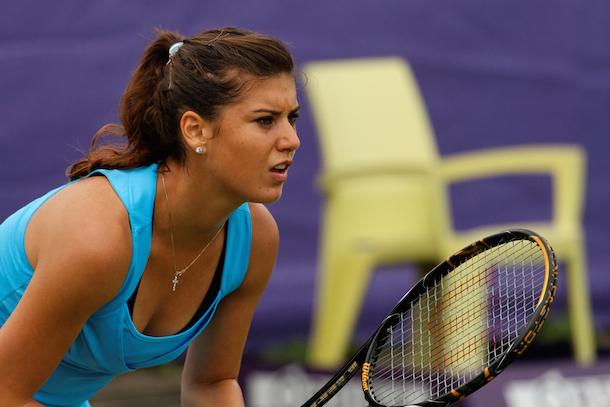 12 Sorana Cirstea (Romania) - hottest women at the 2014 U.S. Open
