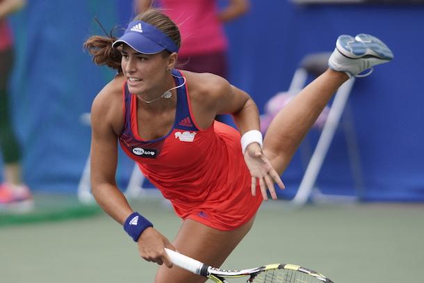 15 Monica Puig (Cuba) - hottest women at the 2014 U.S. Open