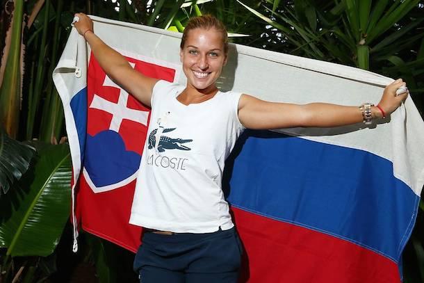 16 Dominika Cibulkova (Slovakia) - hottest women at the 2014 U.S. Open