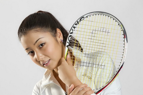 17 zarina diyas - hottest women at the 2014 U.S. Open