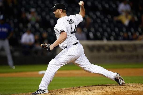 2 adam dunn pitching white sox - position players who pitched in 2014