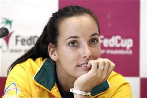 20 Jarmila Gajdosova (Slovakia) - hottest women at the 2014 U.S. Open