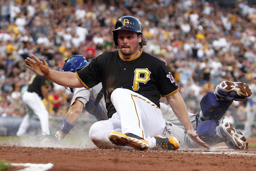 5 travis snider pirates - position players who pitched in 2014