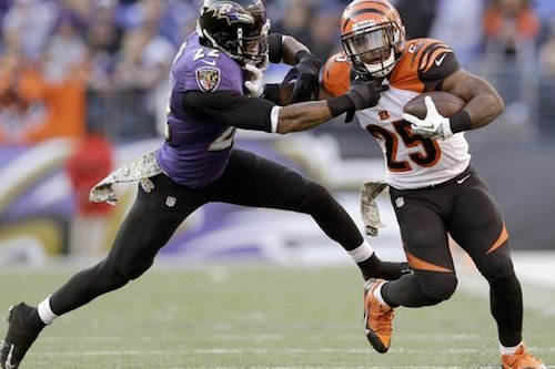 7 jimmy smith baltimore ravens - most penalized teams in the nfl