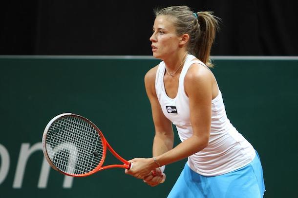 9 Alicja Rosolska (Poland) - hottest women at the 2014 U.S. Open