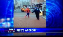 Local News Mistakenly Airs Fake Spider-Man Fight Footage During Ray Rice Apology Piece (Video)