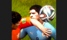 FIFA '15 Included a Vital Detail – Luis Suarez Biting People (Tweet and Pic)