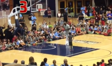 Michael Jordan Still Has Game, Knocking Down 11 Shots in a Row at Basketball Camp (Video)
