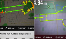 SF Runner Uses GPS Tracking Technology to Draw Penises on Maps (Pics)