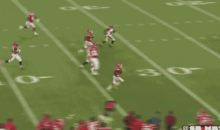 Chiefs Rookie De'Anthony Thomas Busts Out 80-Yard Punt Return for TD (GIF)