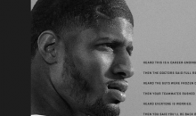 Nike Releases Inspirational Paul George Ad That Makes Us Grateful for Our Intact Legs