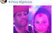Girl Gets Selfie With Guy in Club, Unaware It's Allen Iverson, (Tweet and Pic)