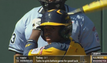 Little Leaguer Shows the World He's Got It All Figured Out in His Pre-Game Ritual (Tweet and Pic)