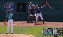 Little League World Series Kids Are Now Doing Their Very Own Bat-Flips (Video)