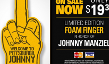 Johnny Manziel Will (Not) Be Greeted in Pittsburgh in Week 1 with Giant Foam Middle Fingers