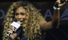 Serena Williams Channels Her Inner Diva, Sings 'Diamonds Are A Girl's Best Friend' at Karaoke (Video)