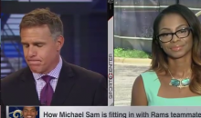 ESPN Considers Michael Sam's Showering Habits Around His Teammates 'News' (Video)