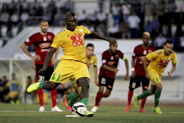 Albert Ebosse killed by rock thrown onto pitch