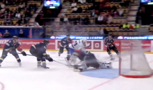 Here's the First Sick Goal of the 2014-15 Hockey Season (Video)