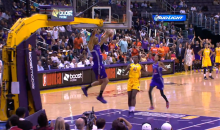 Brittney Griner Delivers First Dunk in WNBA Playoffs History (Video)