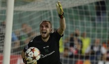 After Ludogorets Goalie Got Sent Off, Defender Who Replaced Him Made Two Saves in UCL Penalty Shootout (Videos)