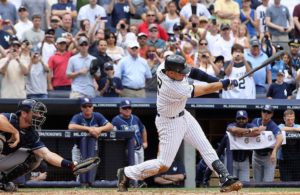 derek jeter top 10 moments
