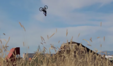 Check Out the World's First (and Second) Ever Triple Backflip on a Mountain Bike (Video)
