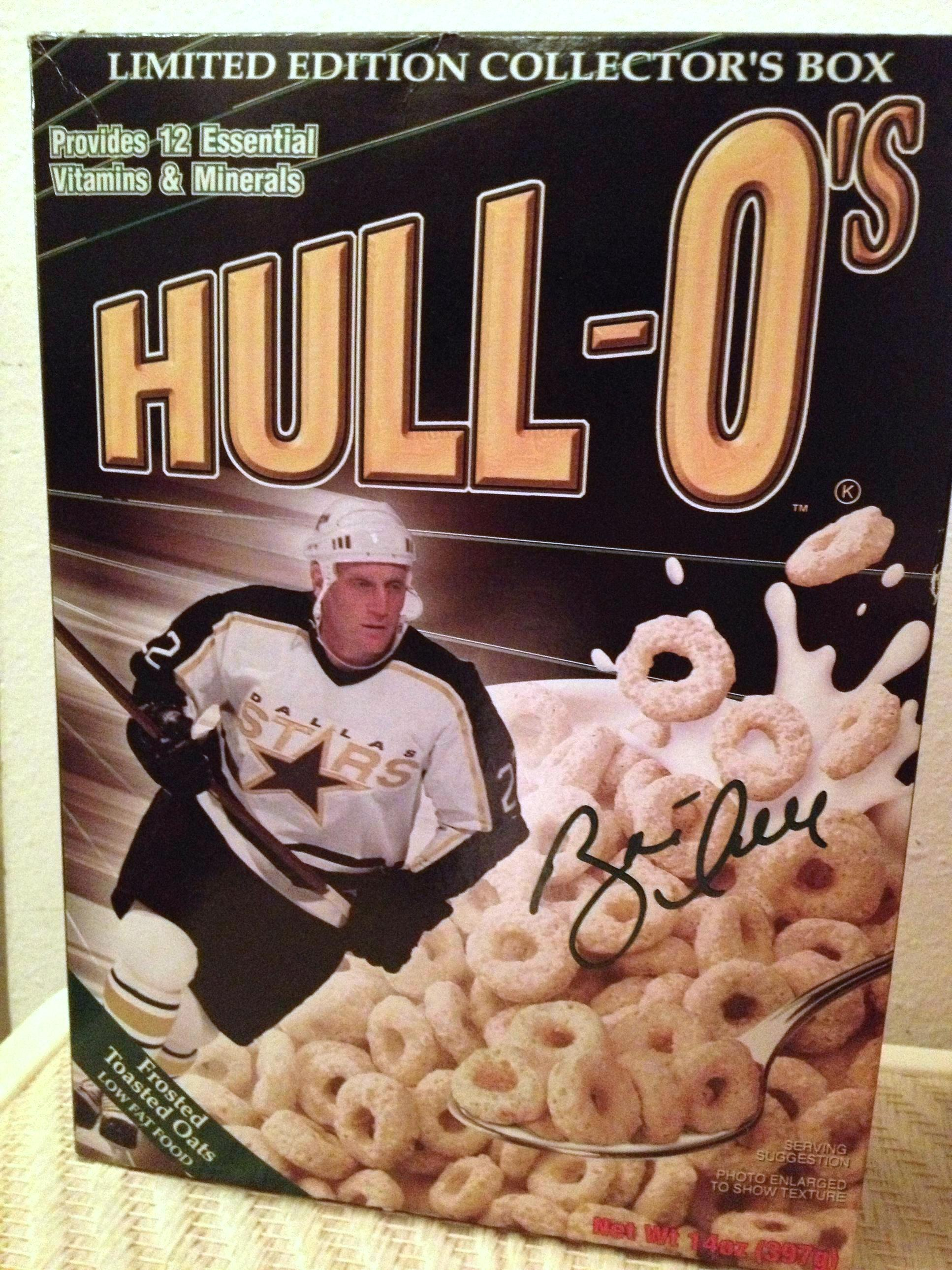 hull-os (brett hull) - athletes with their own foods
