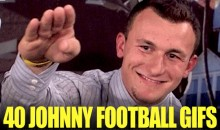 40 Johnny Football GIFs that Will Make You Love and/or Hate Him More than You Already Do