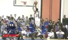 Here's Some Awesome Long Lost Footage of Kobe Bryant Dominating a High School Game (Video)