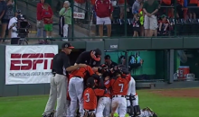 Coach Delivers Inspirational Speech to Kids Following Loss at Little League World Series (Video)
