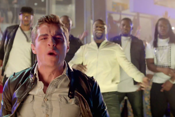 madden nfl 15 commercial starring kevin hart and dave franco