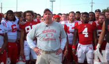 Nebraska Cornhuskers Make Heartfelt Video for Jack Hoffman as He Begins Another Round of Cancer Treatment (Video)