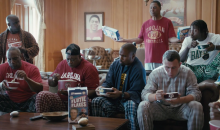 "New ""Heisman House"" Commercials from Nissan Bring Johnny Manziel and Other Heisman Winners Under One Roof (Videos)"
