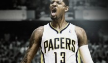 "Pacers Star Paul George Switches to No. 13 to Attain Adorable Nickname ""PG-13″"