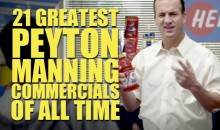 21 Greatest Peyton Manning Commercials
