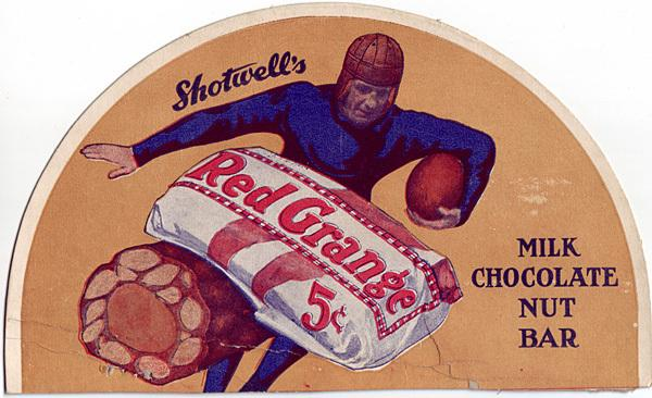 red grange milk chocolate bar (red grange) - athletes with their own foods