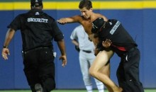 Streaker! Braves Fans Got Treated to Some Free Male Nudity Last Night at Turner Field (Videos + Pics)