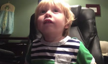 This Two-Year-Old Kid Can Name the Entrance Songs of 20 WWE Stars In Just a Few Notes (Video)
