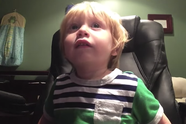 two-year-old can name every wwe entrance song