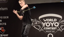 The Routine that Won the 2014 World Yo-Yo Contest Will Blow Your Mind (Video)