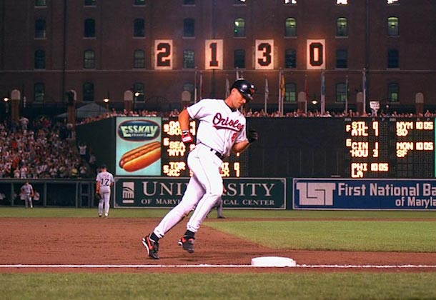 12 cal ripken jr streak - since the royals last made the playoffs