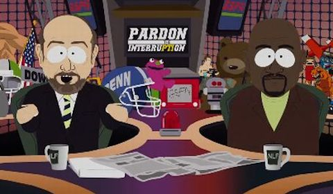 18 tony kornheiser and michael wilbon pti  - sports figures parodied on south park