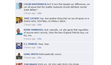 NFL Quarterbacks Conversation on Facebook: 2014 Week 1 Wrap-Up