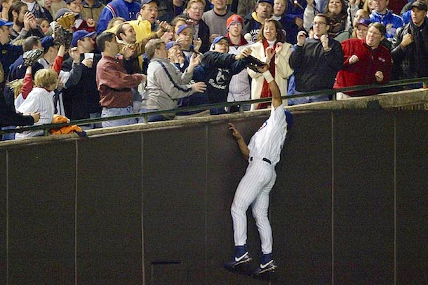 4 cubs bartman game 2003 nlcs - since the royals last made the playoffs