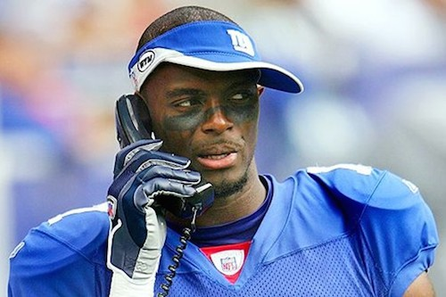 5 plaxico burress gun charge - most common crimes committed by nfl players nfl arrests nfl crime
