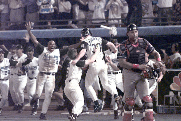 6 marlins world series 1997 - since the royals last made the playoffs