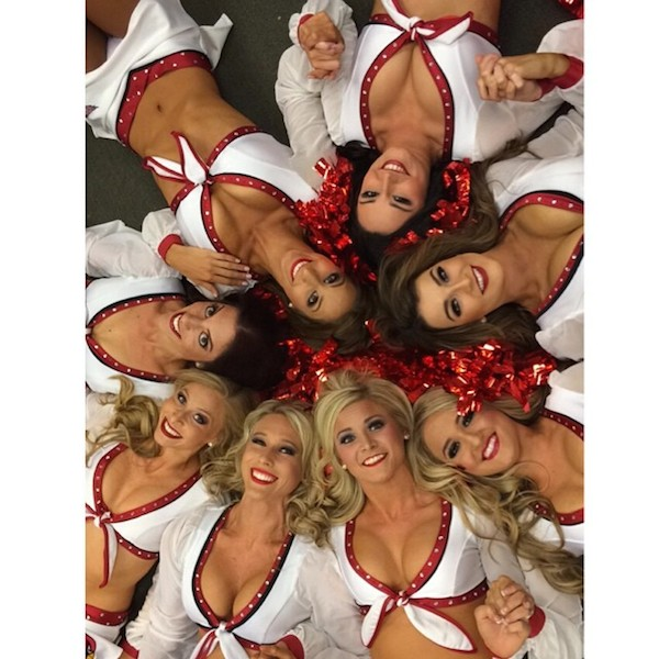 7906 arizona cardinals cheerleaders instagram (most popular nfl cheerleading squads on instagram)