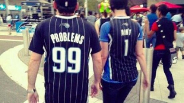99 problems orlando magic his and hers jerseys - best customized fan jerseys